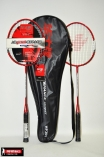 Palete badminton 2/set